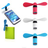 Wholesale Best Summer Gift 5Pin Portable Super Micro USB Cooler Cooling Mini Fan Samsung Galaxy S7 Edge/ S7