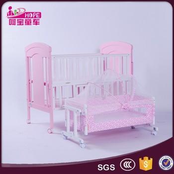 Küçük Beşik Ahşap Bebek Karyolası Yatak Fiyatları Boyama Bebek Ahşap