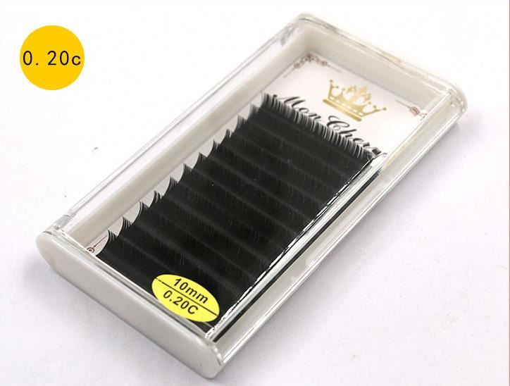 Custom eyelash packaging JBCD curl lash 0.05 0.07 0.10 0.12 0.15 0.18 0.20mm eye lash Splendid silk Korean PBT eyelash SP LASHES