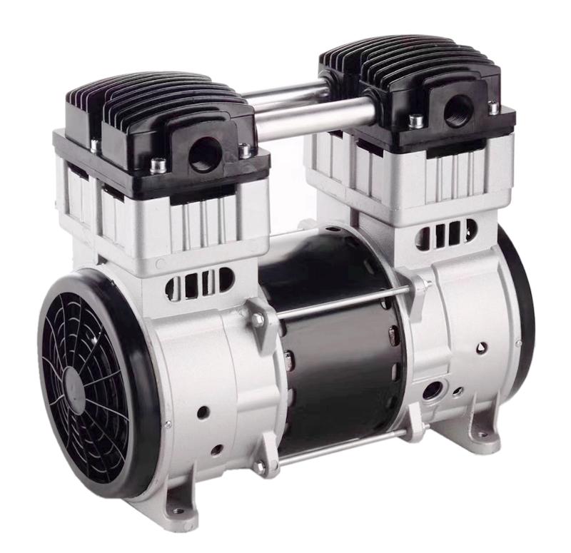 SH1100 AC 220V 110V 1100W non-oil silent electric air compressor pump