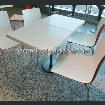 Artificial Stone Table Top Kitchen Countertop/solid Surface Stone Table And  Chair/acrylic Stone