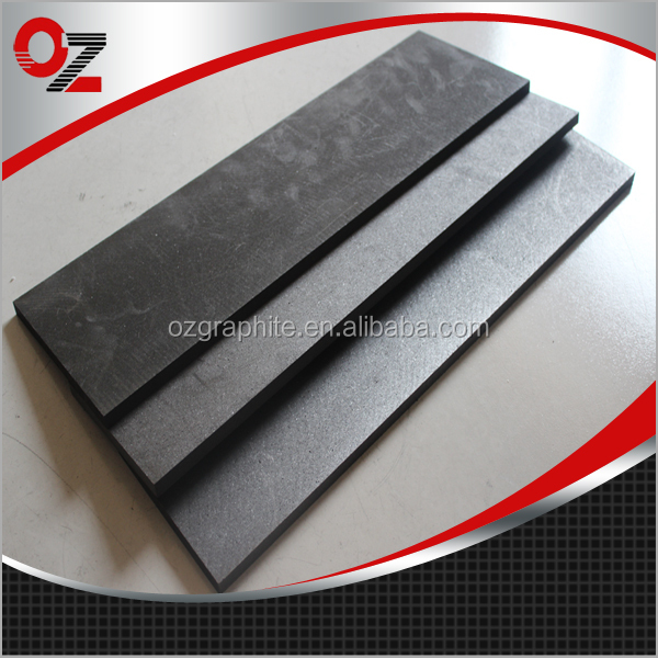 carbon graphite sheet for inner lining in coke ovens