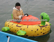 bumper boat for adults use in inflatable pool kids boat