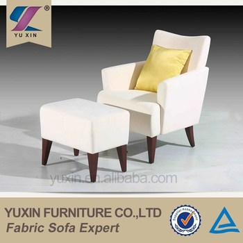 Foshan Hotel Furniture One Single Seat Sofa Chair For Baby Wooden Design