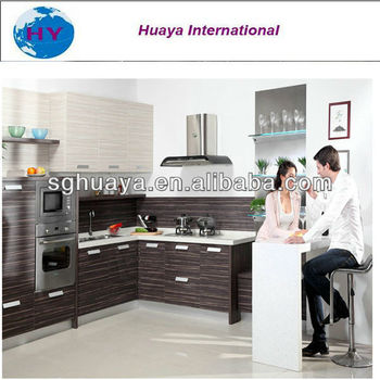 Lower Price Modular Style Melamine Indian Kitchen Cabinets - Buy ...