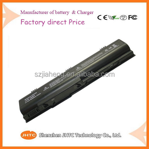 Hotest selling Best Price laptop cmos battery for dell inspiron 1300 B120 B130 KD186 HD438 14.8v 2200Mah 3 cells