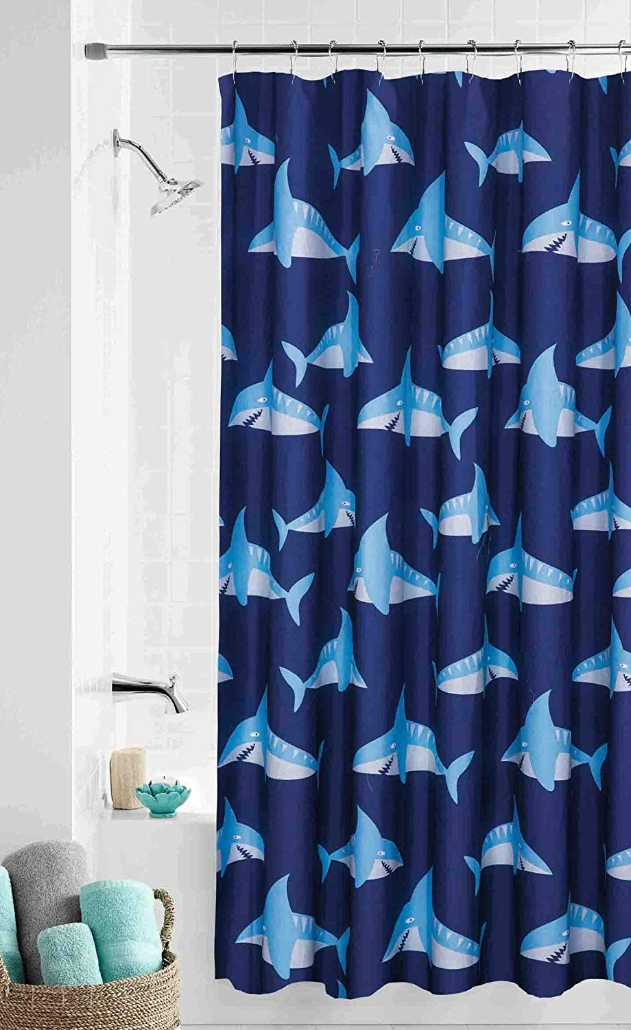 Cheap Fish Shower Curtain For Kids Find Fish Shower Curtain