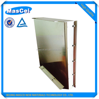 fireproof noiseproof aluminum exterior wall panels novelty products chinese