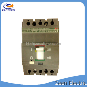 Old S type mould case circuit breaker