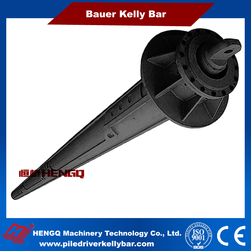 BAUER BG BK Interlocking Drill Pipe Interlocking Kelly Bar HQK377