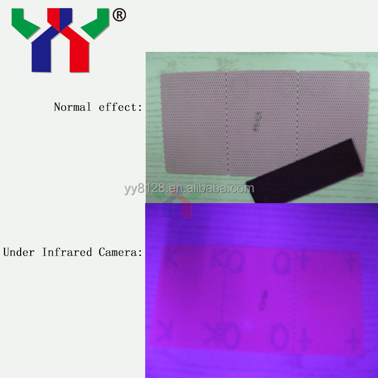 UV Flexo Printing Infrared absorbing ink