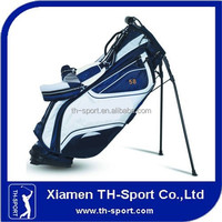 Hot sale Golf stand bag with EVA hip pad