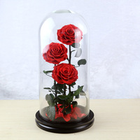 Wholesale Valentines Day Gifts Rose Preserved Fresh Flower