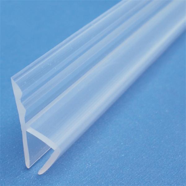 Joint pour porte de douche en verre anti vieillissement pvc en caoutchouc tanche verre bord - Porte douche plastique ...