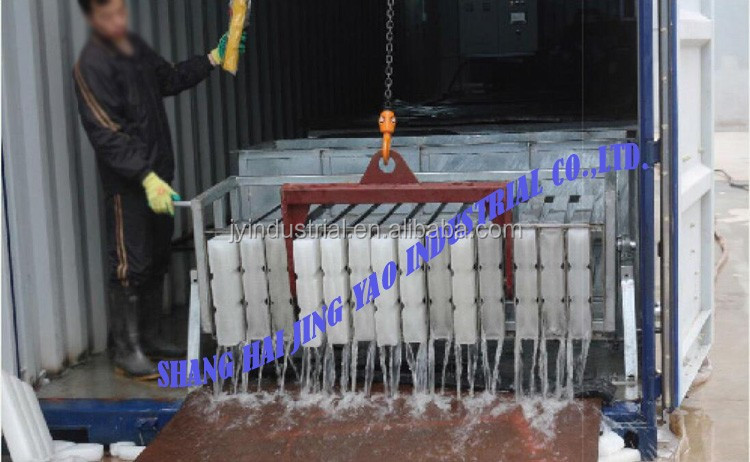 Industrial ice block making machine for sale SHANGHAI FACTORY