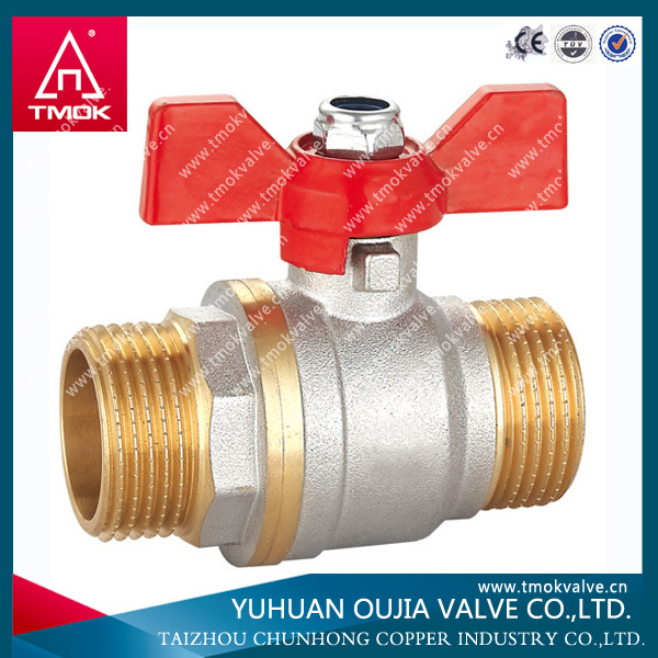 Iso Tank Air Inlet Ball Valve