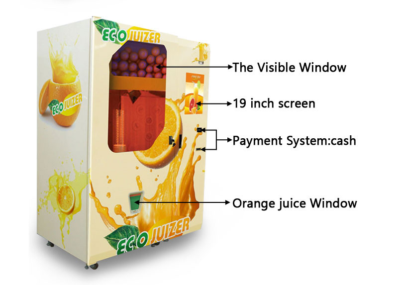 List Of Synonyms And Antonyms Of The Word Orange Juice Vending Machine