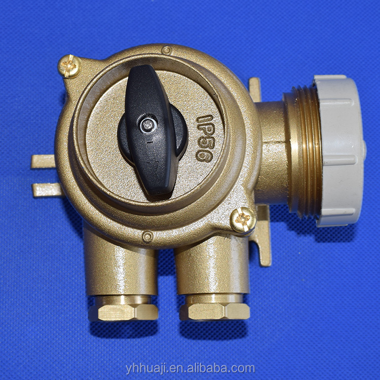 Best quality marine copper strip switch socket with cheap price