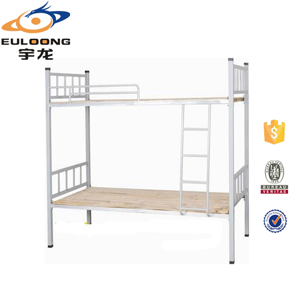 Muebles de dormitorio de la escuela metal loft cama litera-Camas de ...