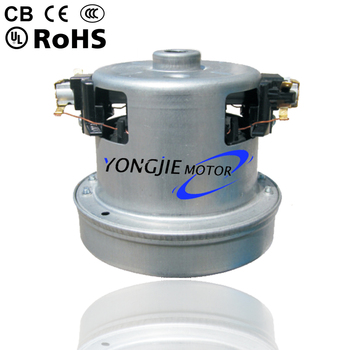V1J PT22 High Airflow Vacuum Motor For Hand Dryer European Performance Cleaner