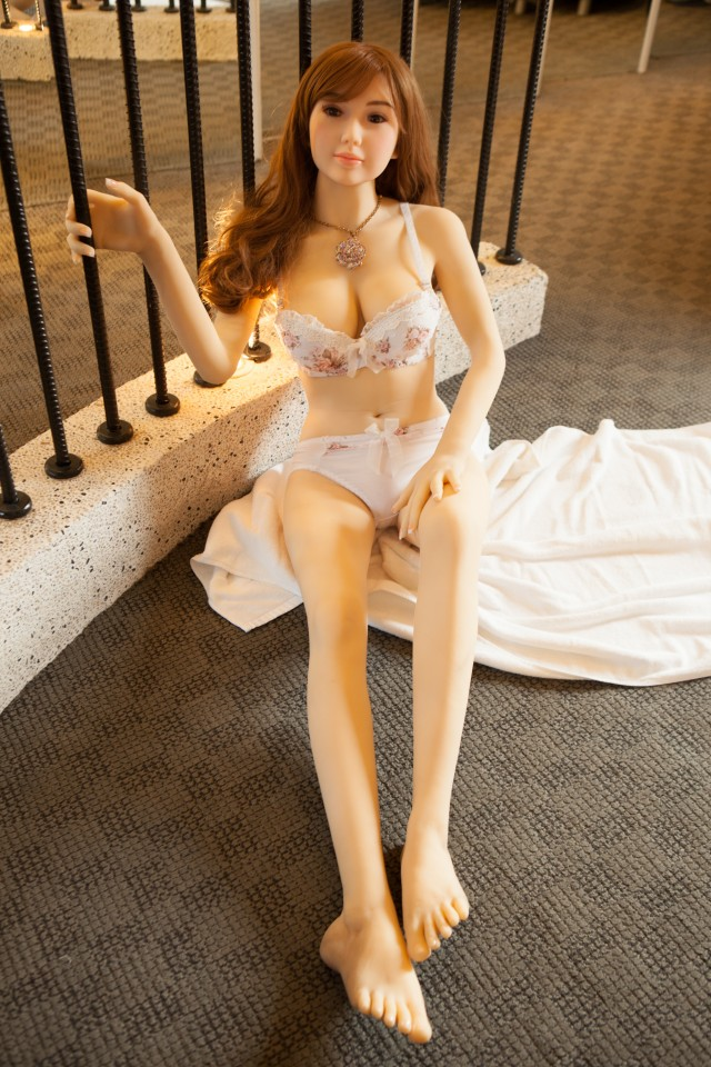 158cm Full Size TPE Japan 18 Sex Girl Solid natural Skin Love Doll Real Skeleton Silicone Sex Doll for Men