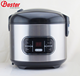 stainless steel multi function deluxe rice cooker