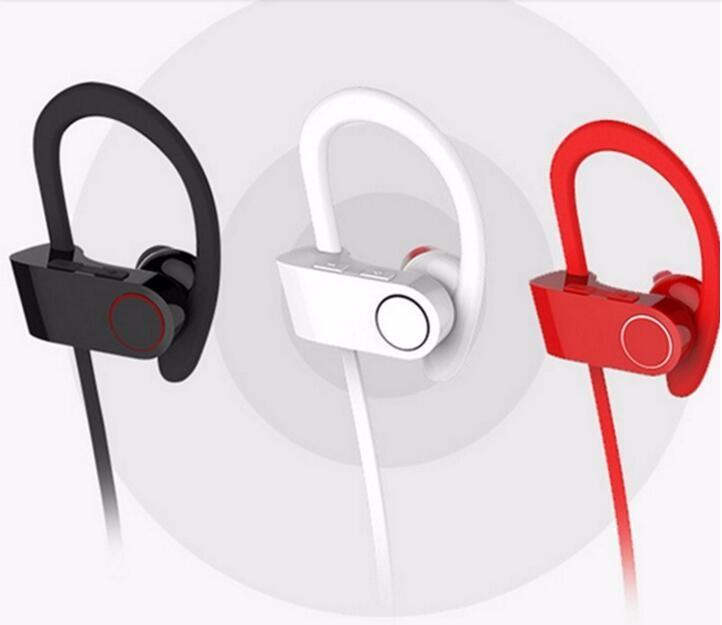 4a6576e7edb Amazon Supplier Wireless Bluetooth Headphones Headset Hybrid Earphone Bt  earbuds Sweatproof Stereo Sport Gaming Mic China