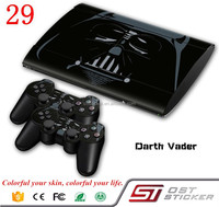 Custom Vinyl Skin Decal Cover For Ps4 Pro Games Console Controller ...