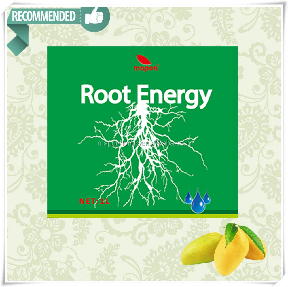 Mapon root energy--- liquid humic acid fertilziers for root growth