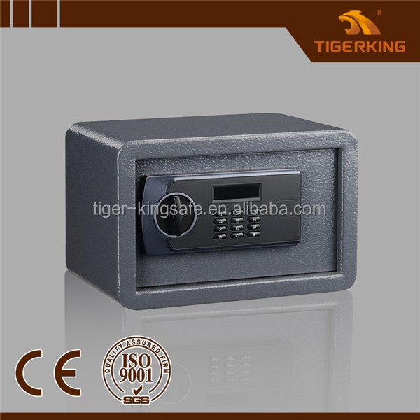 Security password digital hotel safe deposit box