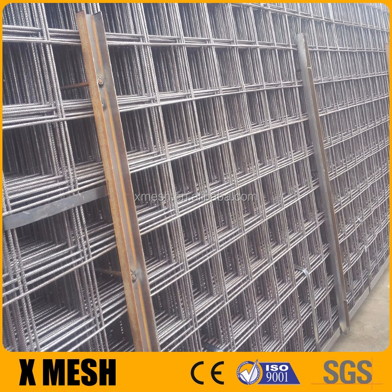 BS 4483 Standard A142 A193 A252 A393 Reinforcing Mesh For Concrete With 48