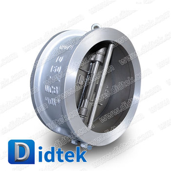 Check Valve Types >> Flap Wafer Check Valves Types Buy Wafer Check Valve Dual Plate Check Valve Flap Check Valve Product On Alibaba Com