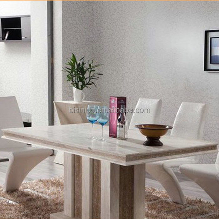 Genuine Marble Dining Table 8 Seater