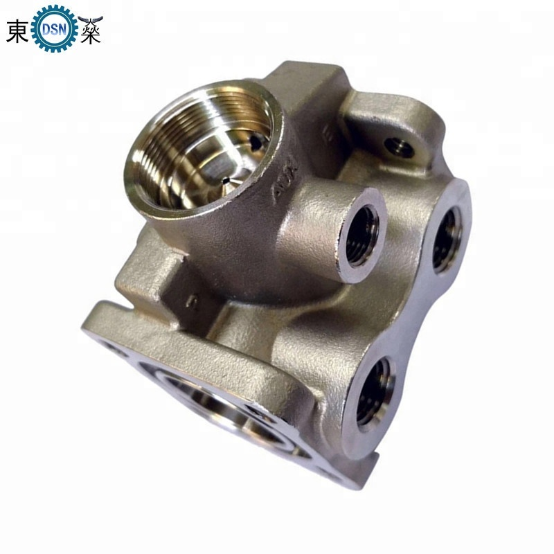 OEM 316 Stainless Steel Lost Wax Casting Ammonia Valve Body