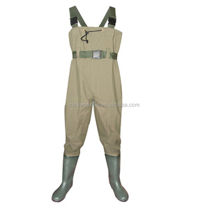 OEM for brand ROCKY camo neoprene wader suit keep warm fly fishing wader