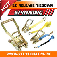 [EZ LOAD] Tough Transporter Car Safety Belt for Tow Dolly on Sale