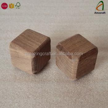 Unfinished Custom Round Walnut Wood Toy Building Blocks Cubes - Buy Custom  Wood Blocks,Round Wood Blocks,Unfinished Wood Cube Product on Alibaba.com