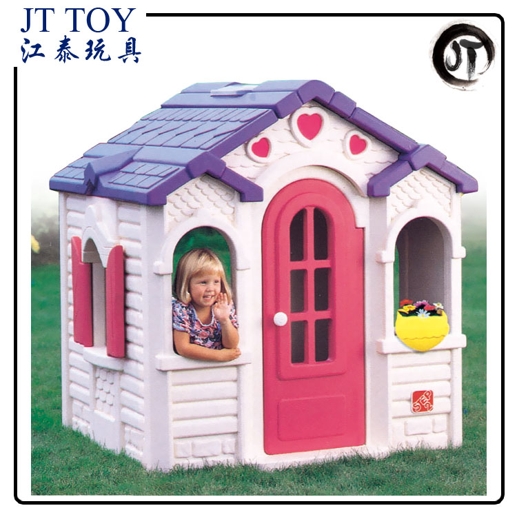 Kids plastic playhouse images for Pvc playhouse kit