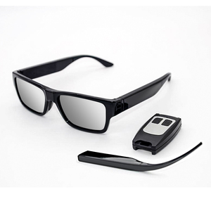 2 years warranty sunglasses video camera 1080p built in 16gb memory covert spy glasses hidden camera invisible lens