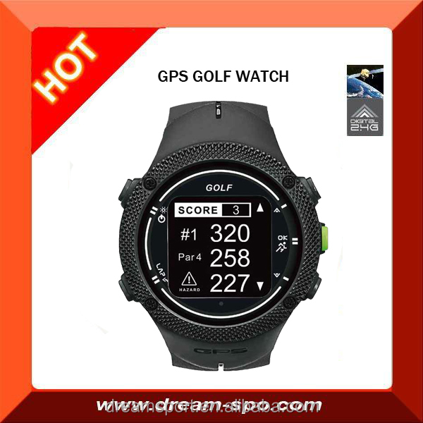 2016 New Style Golf GPS Watch with 30,000 Worldwide Course