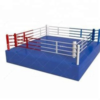 High quality Lowest Price Floor Boxing Ring Boxing Ring Size