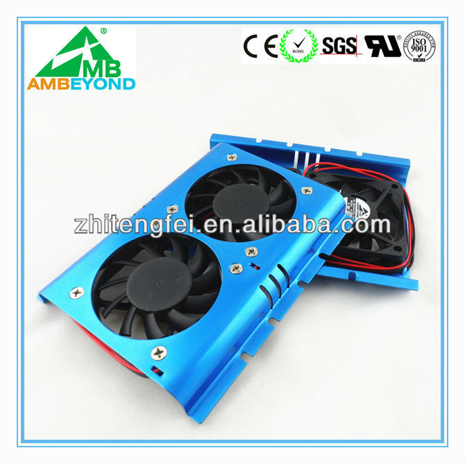 Wholesale SATA IDE 3.5 hard disk drive hdd fan cooler