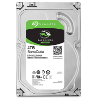 Hard disk all'ingrosso Seagate 4 TB BarraCuda SATA 6 Gb/s 256 MB Cache Disco Rigido Interno Da 3.5 Pollici (ST4000DM004)