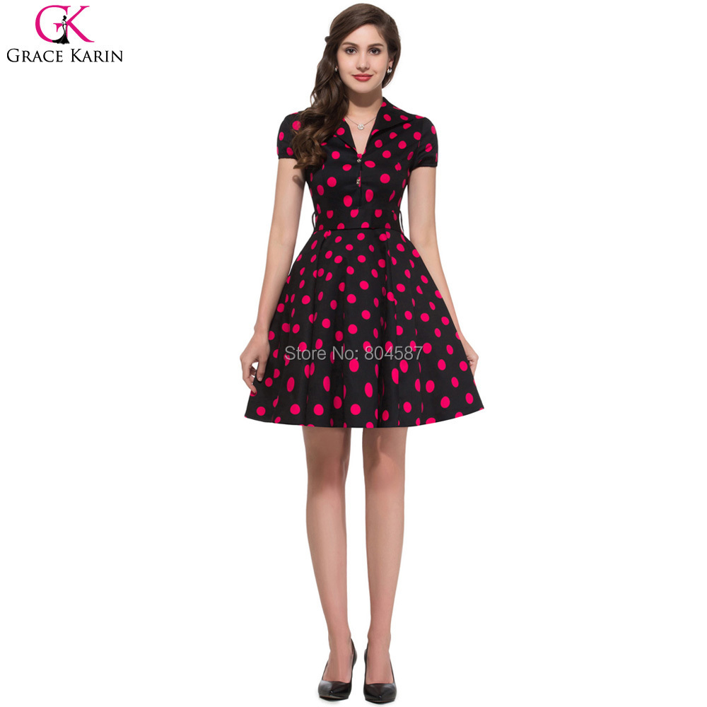 Casual 50s clothing for women