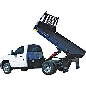 Pierce Arrow Flatbed Truck Hoist Kit - 7.5-Ton Capacity, 12ft. to 14ft. Flatbed