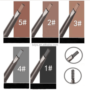 Brow Liner - Double Ended Smudge Proof Formula Eyebrow Pencil