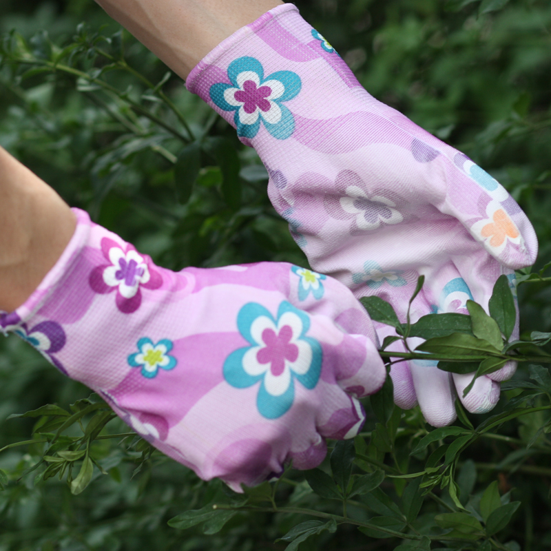 Best Cute Tough Bamboo Gardening Gloves For Kids