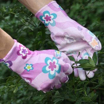 Best Cute Tough Bamboo Gardening Gloves For Kids