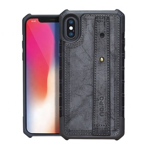 wholesale customizable luxury phone case leather for iphone x / xs / xs MAX / XR