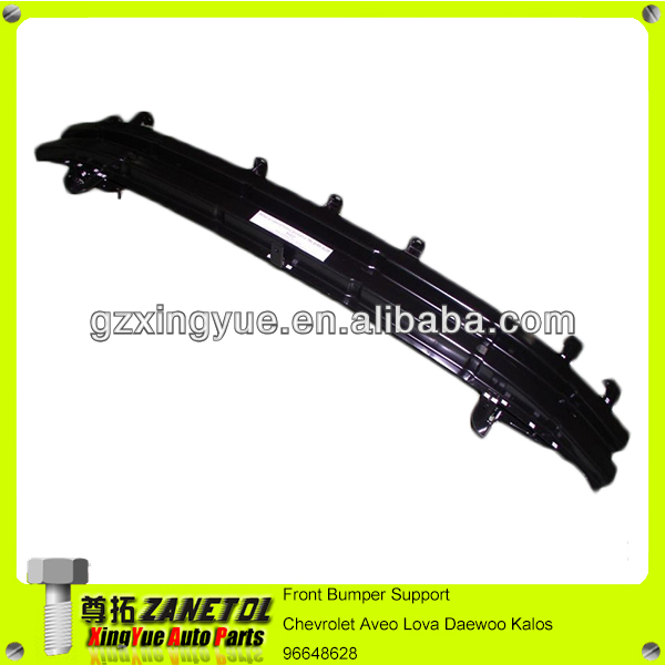 Car Front Bumper Support Mounting Bracket For Chevrolet Aveo Lova Daewoo Kalos 96648628